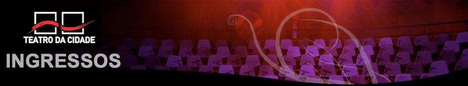 Banner Teatro da Cidade